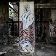 Ex Cementificio Marchino - Abandoned concrete factory